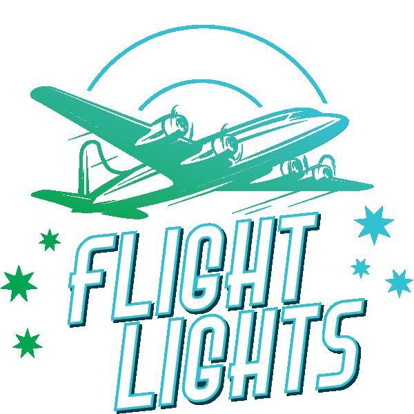 Flight of Lights logo